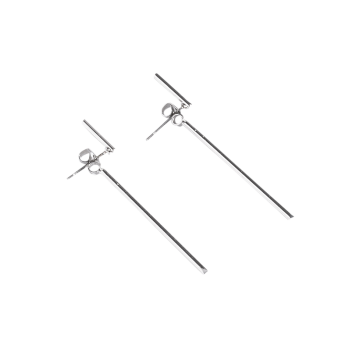 Alloy Minimalist Design Earrings