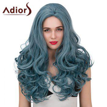 Adiors Long Side Part Big Wavy Synthetic Wig