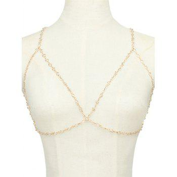 Hollow Out Bra Body Chain