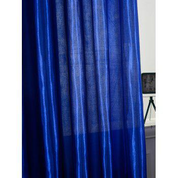 Grommets Ring Roller Blackout Curtain - ROYAL 100*250CM
