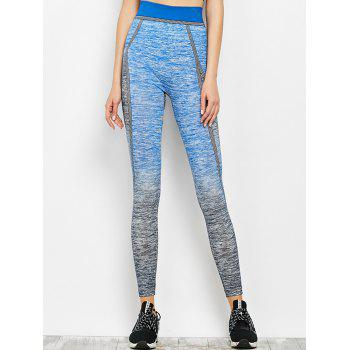 Quick Dry Ombre Workout Leggings