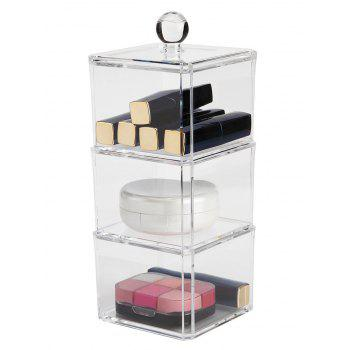 Desktop Makeup Storage Detachable Makeup Organizer