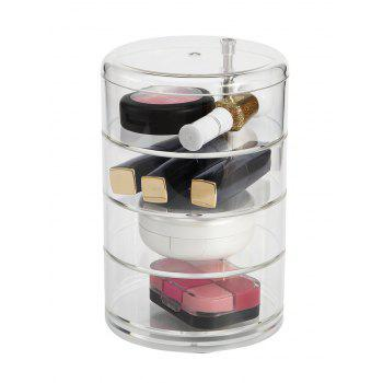 Cylindrical Desktop Makeup Storage Makeup Organizer