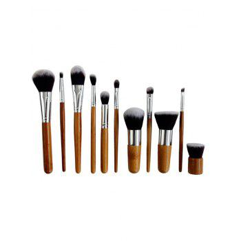 11 Pcs Makeup Brushes Set with Bag