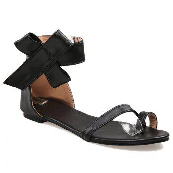 Bow Toe Ring Sandals