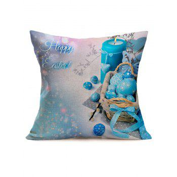 Easter Eggs Printing Pillowcase