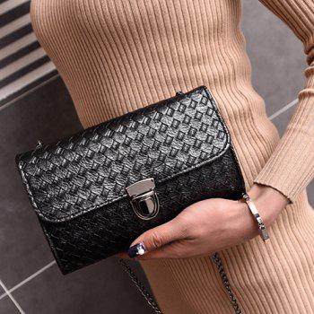 Woven Chains Cross Body Bag