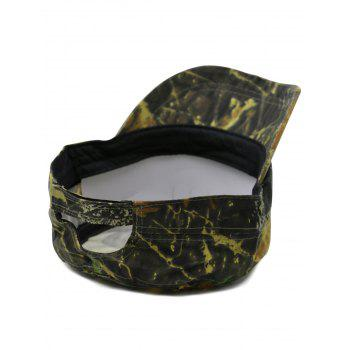 Casquette Militaire imprimé Jungle - multicolorcolore