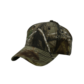 Army Military Hat with Biomimetic Tree Brach Print - COLORMIX COLORMIX