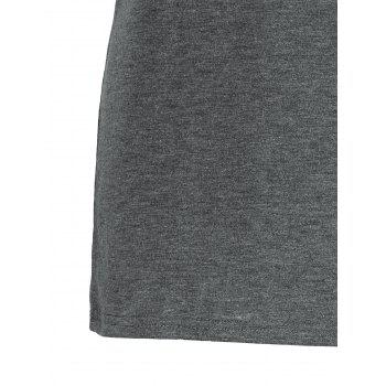 Me Bizarre Toujours Graphic Tee - Gris S