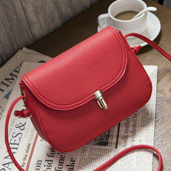 Flap Cross Body Mini Bag