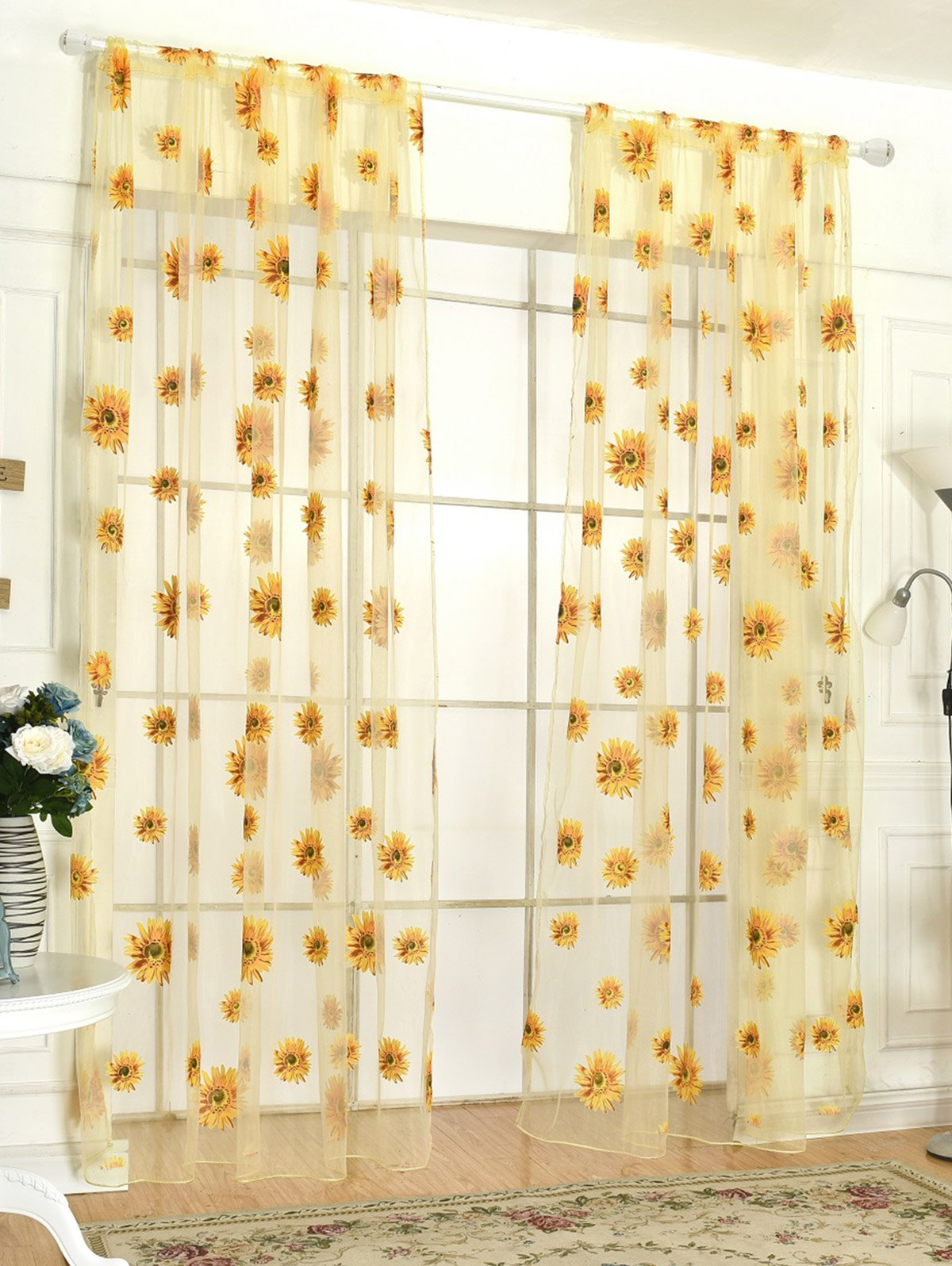 Sunflower Bedroom Decor - Home Decorating Ideas