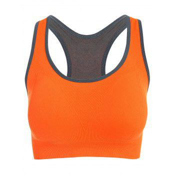 Padded Racerback Sports Bra