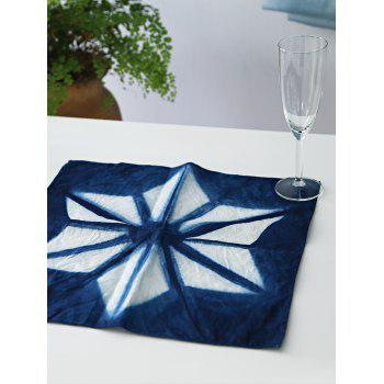 Six Point Star Dyed Print Placemat
