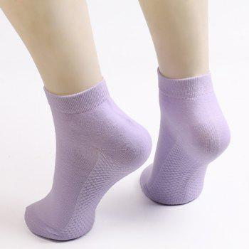 Soothing Massage Bottom Plain Socks