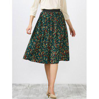 A Line High Waisted Skirt | Jill Dress