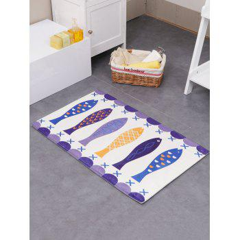 Cartoon Absorption Eco-Friendly Bathroom Rug