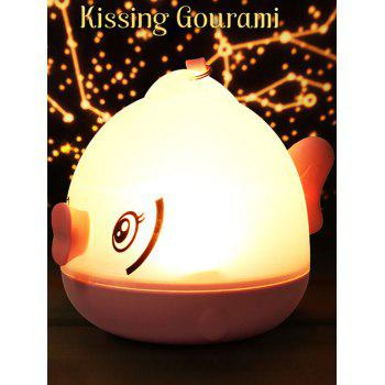 Kissing Gourami Constellation Projection Atmosphere LED Night Light