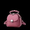 Convertible Metal Detail Cross Body Bag - PINK