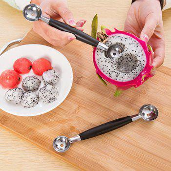 Stainless Steel Double End Fruit Baller