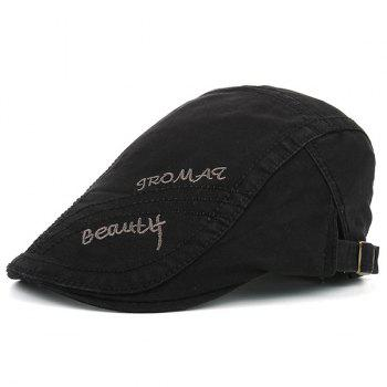 Tromaq Beautlf Embroideried UV Protection Jeff Cap