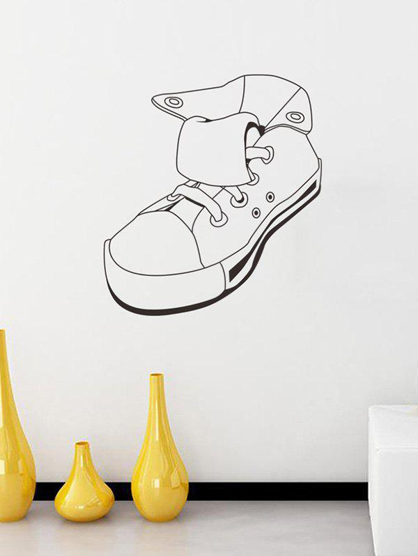 High Top Plimsolls Print Wall Sticker administrative law case digest