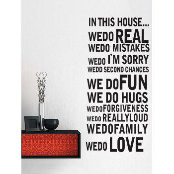 Inspirational Quote Wall Stickers For Office Home Decor