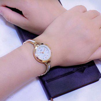 JW Alloy Analog Wrist Watch