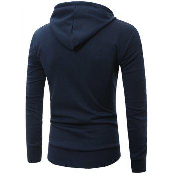 Plaine Kangaroo Hoodie Pocket - Cadetblue M