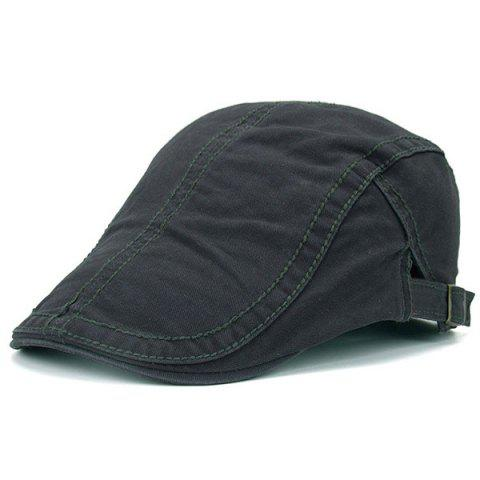 Sewing Thread UV Protection Jeff Cap - DEEP GRAY