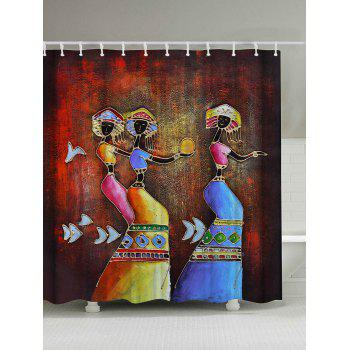 african print shower curtains cheap casual style online free