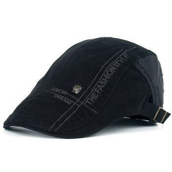 Skull Embellished Embroideried Jeff Cap