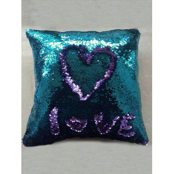 Sequins Mermaid Double Sided Soft Pillow Case