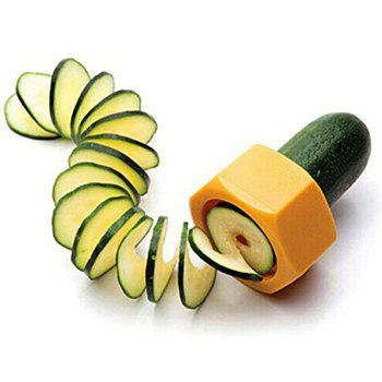 Vegetable Cutter Spiral Cucumber Slicer