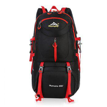60L Waterproof Mountaineering Backpack