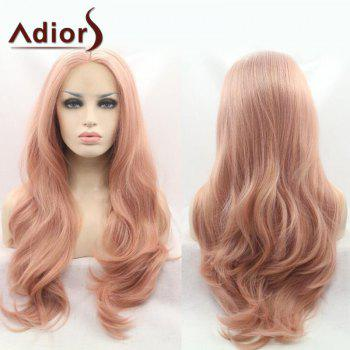 Adiors Long Wavy Centre Parting Capless Synthetic Wig