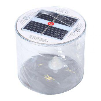 Waterproof Inflatable Collapsible LED Solar Lantern