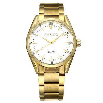 CHENXI Stainless Steel Strap Analog Watch