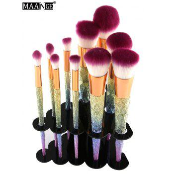 MAANGE Brush Holder Brush Stand - BLACK BLACK