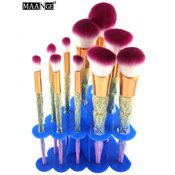 MAANGE Brush Holder Brush Stand - BLUE BLUE