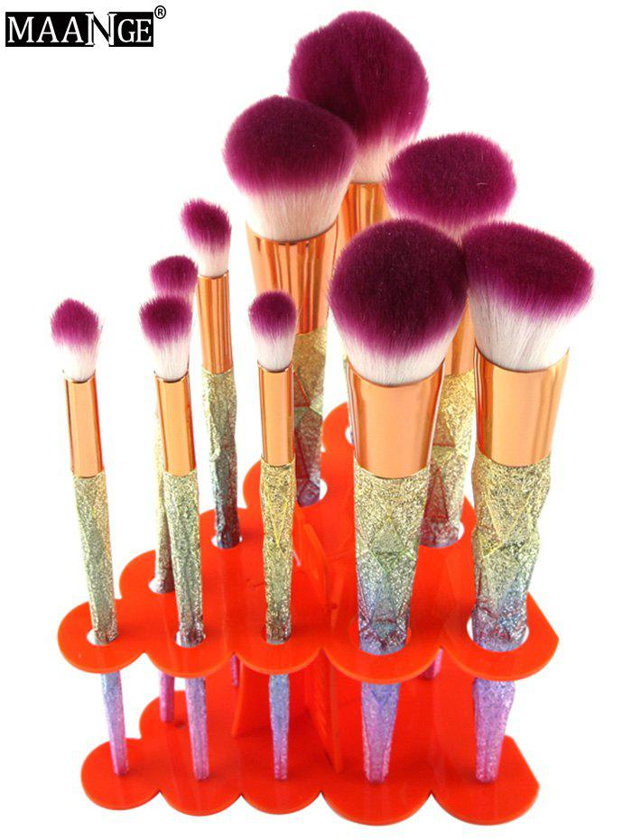 MAANGE Brush Holder Brush Stand - ORANGE