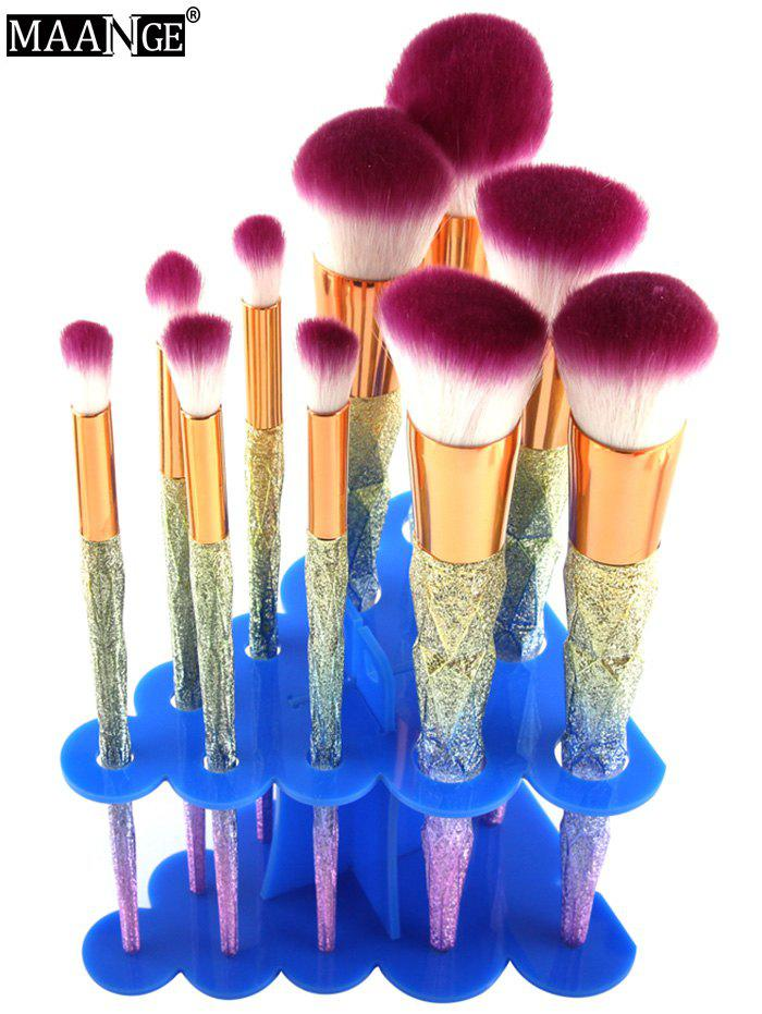 MAANGE Brush Holder Brush Stand - BLUE