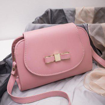 Bowknot Flap Cross Body Bag