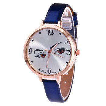 YBOTTI Analog Watch with Pretty Glance