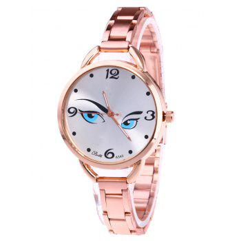YBOTTI Wrist Watch with Pretty Glance
