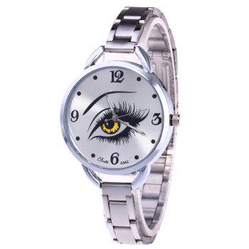 YBOTTI Wrist Watch with Beauty Eye