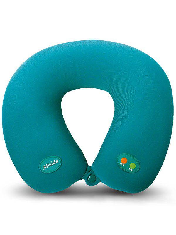Electric Health Care U Shape Neck Massager Pillow  цена