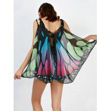 Butterfly Cape Scarf