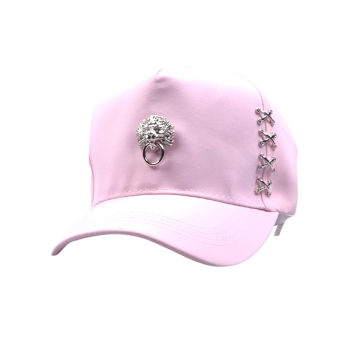 Dragon Head Door Knocker Design Baseball Hat
