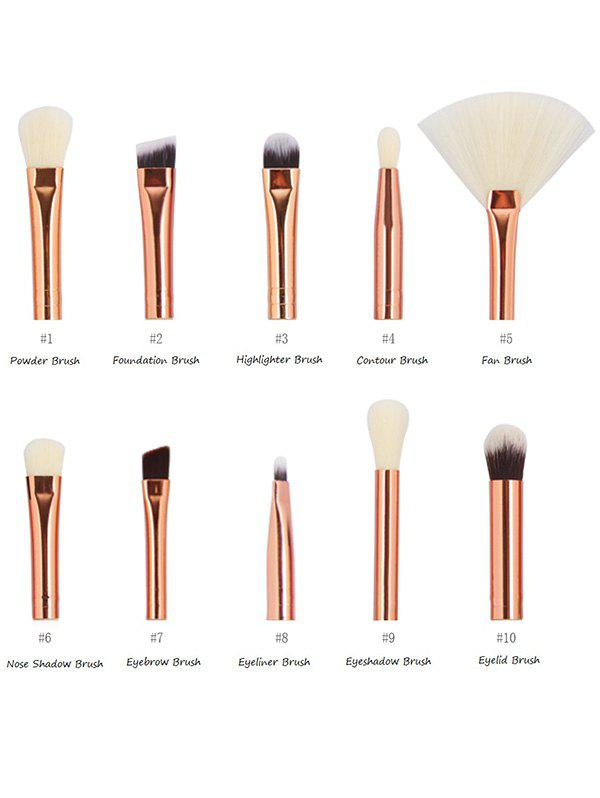 Eye Makeup Brushes Set - COMPLEXION